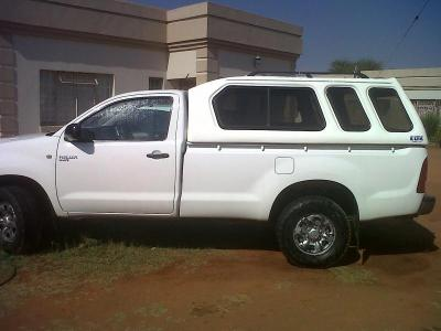 Pick-up Single Cab Toyota Hilux  for sale in ,