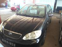 Sedan Toyota Altis  for sale in Gaborone,