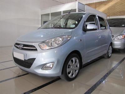 Hyundai i10 in