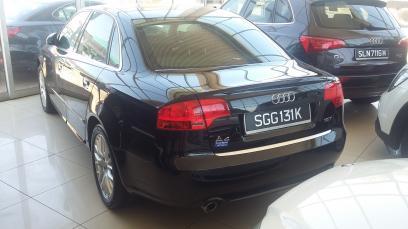 Audi 1.8 SLINE in