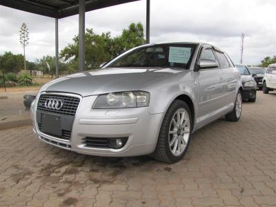 Audi A3 in