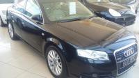 Audi A4 1.8T in