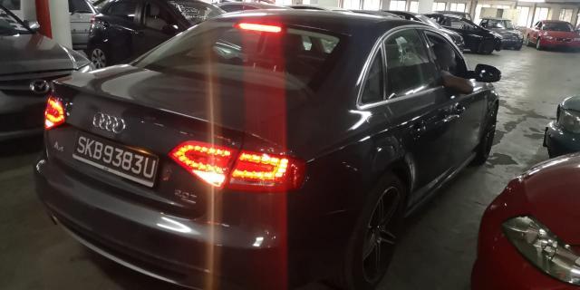 Audi A4 2.0T in Botswana