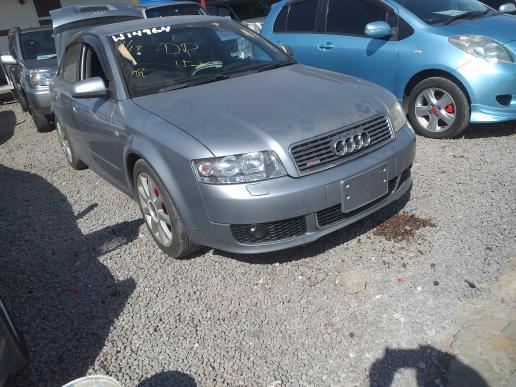 Audi A4 Quattro in
