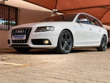 Audi S4 3.2 V6 in Botswana