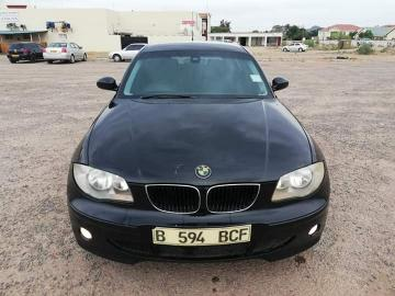 BMW 118i in