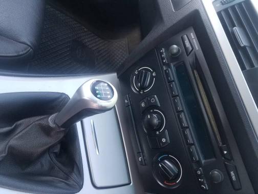 BMW 320 in Botswana