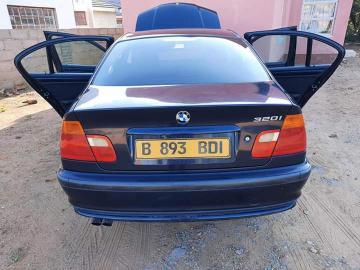 BMW 320i in Botswana
