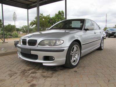 BMW 320i MSport in