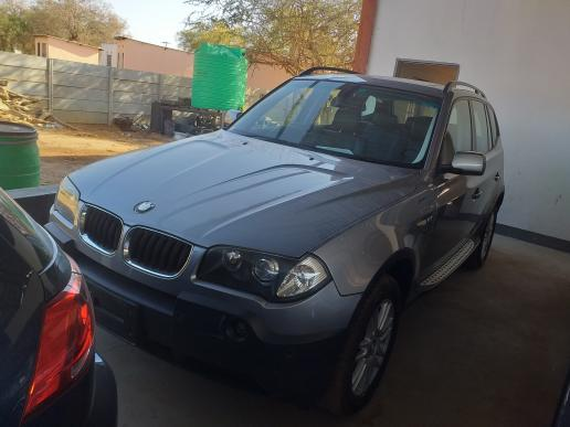 BMW in Botswana