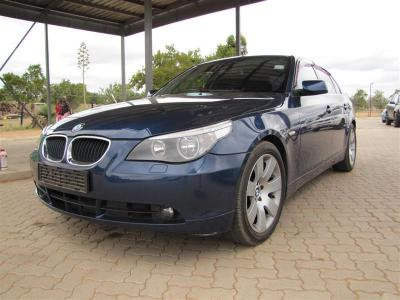BMW 550i in