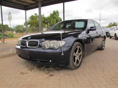 BMW 745i in