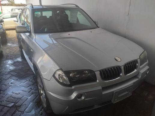 BMW X3 in