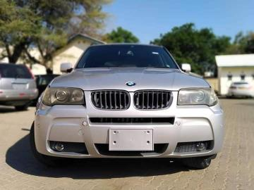 BMW X3 in Botswana