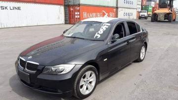 BMW323i in Botswana
