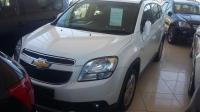 Chevrolet Orlando in