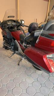 Goldwing 1800 2012 edition in