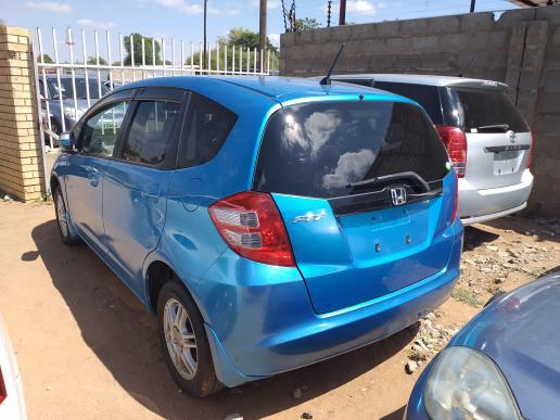 Hondafit in