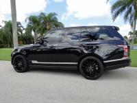 Land Rover Range Rover Sport 4x4 Supercharged 4dr SUV 4.2L V8 Automatic 6-S in
