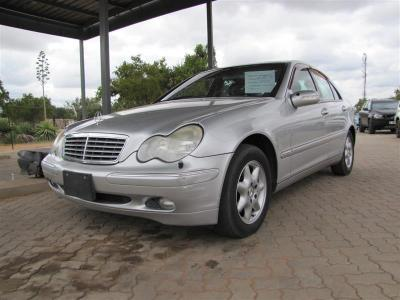 M/Benz C200 Kompressor in