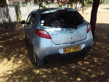 Mazda 2 in Botswana