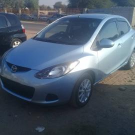 Mazda 2 Demio in Botswana