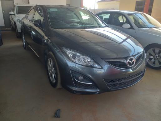 Mazda 6 in