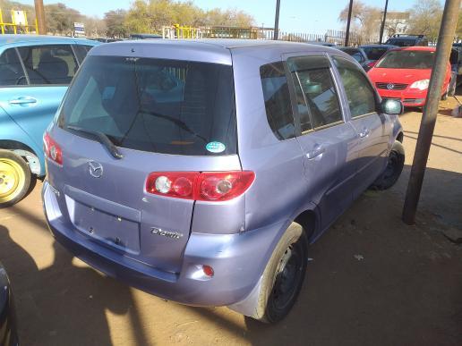 Mazda Demio in Botswana