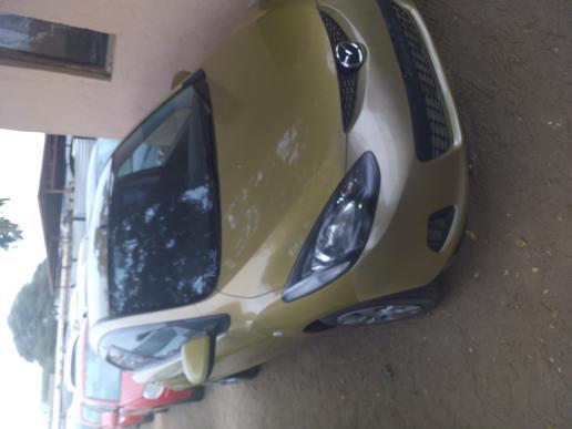 Mazda2 in