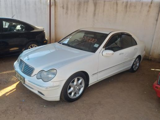 Mercedes Benz C240 in Botswana
