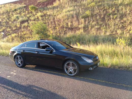 Mercedes Benz CLS 350 AMG in Botswana