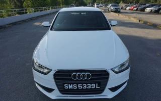 New Audi A4 in Botswana