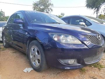 New Mazda 3 in Botswana