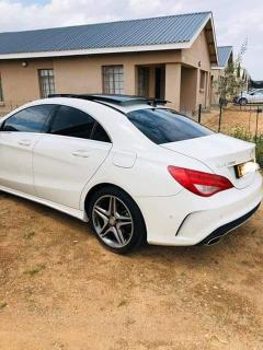 New Mercedes-Benz CLA-Class in Botswana