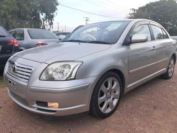 New Toyota Avensis in Botswana