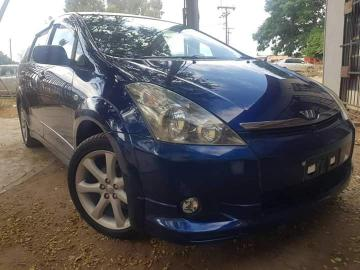 New Toyota Wish in Botswana