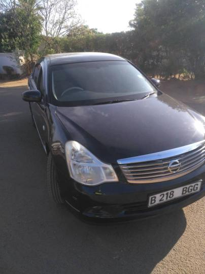 Nissan BlueBird in Botswana
