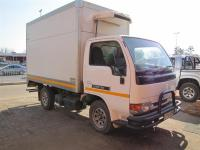 Nissan Cabstar Refrigerator Body in