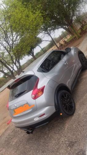 Nissan Juke in Botswana