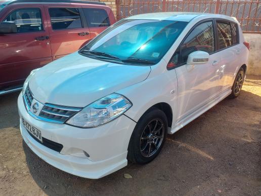 Nissan Latio in Botswana