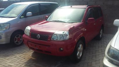 Nissan Xtrail in Botswana