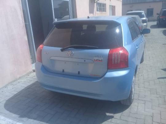Runx Toyota in Botswana