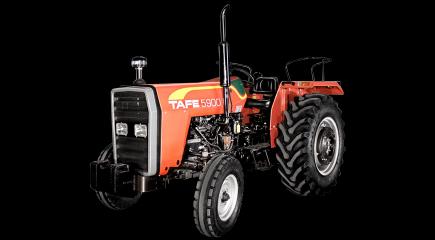 Tafe 9502 – 4WD in Botswana