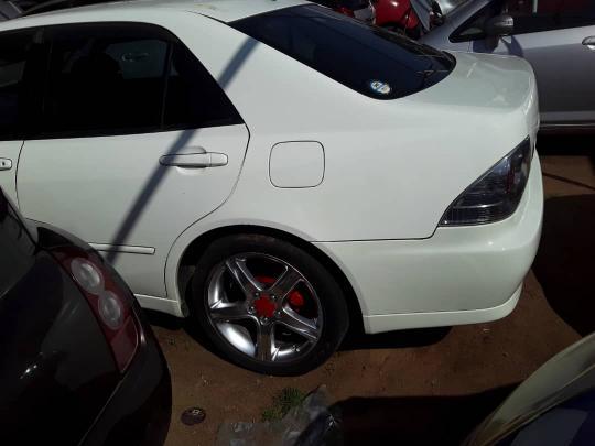 Toyota Altezza in
