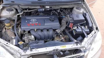 Toyota Altis in Botswana