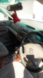 Toyota Camry 2.4 in