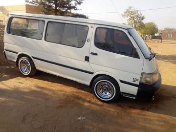 Toyota Combi in Botswana