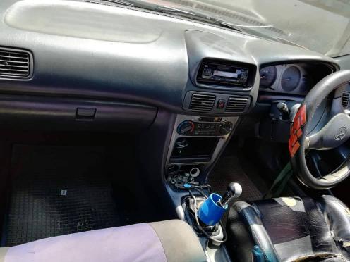 Toyota Corrolla in Botswana