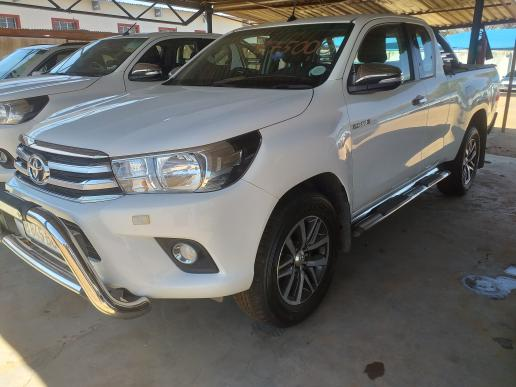 Toyota Hilux GD6 in