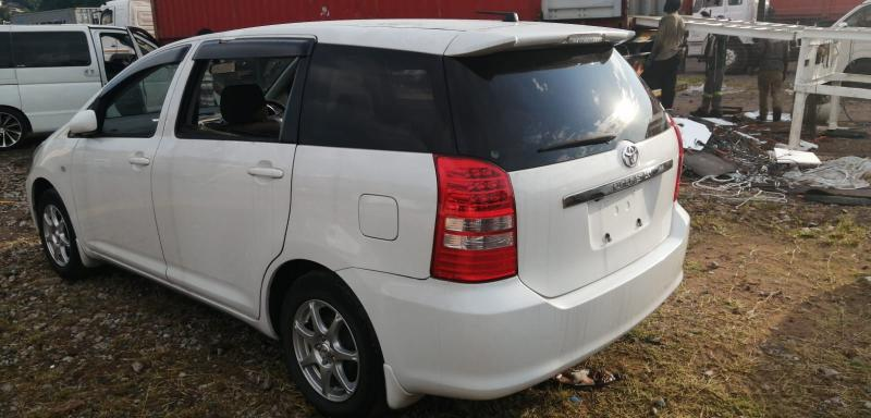 Toyota Wish in Botswana
